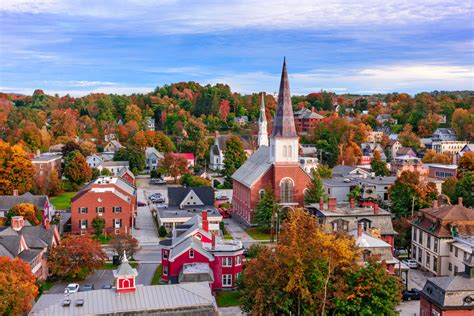 Beautiful House Pictures by 15 Best Places To Live In Vermont The Crazy Tourist