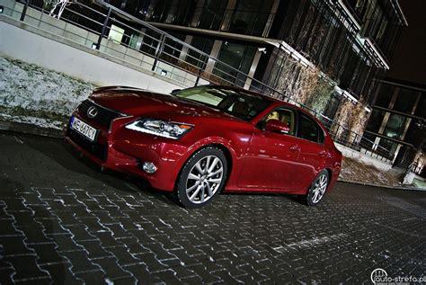 lexus gs 250 prestige auto testy