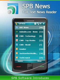 download spb news 2.0 for windows mobile