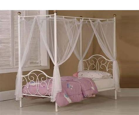 princess  poster childrens metal bed frame single size ft