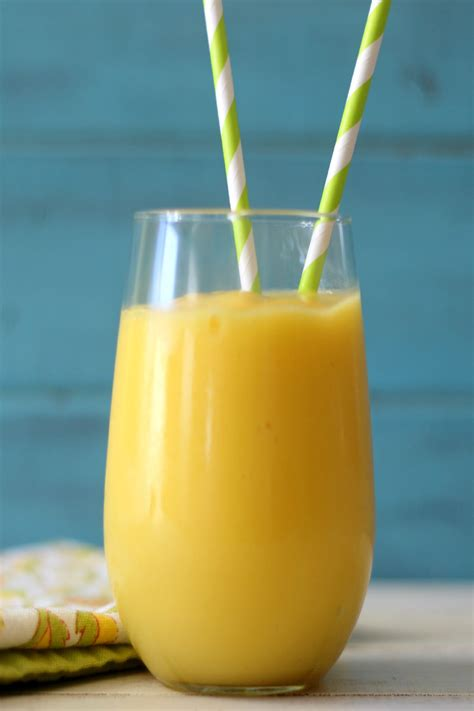 Mango Smoothie Recipe For Detox by 15 Detox Smoothie Recipes To Shed Belly Weight Fast
