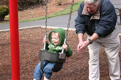 pushing a swing new study finds ways to live longer that will benefit