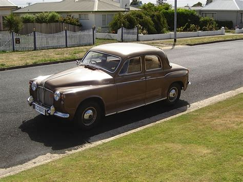 Used Cars In Tasmania Australia One Of Two Rover P4 S For Sale In Tasmania Rover P4