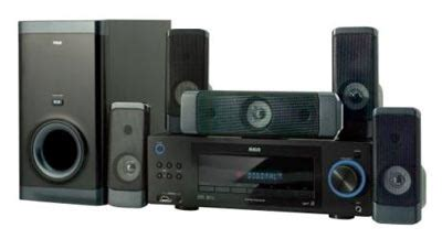 rca rt home theater system