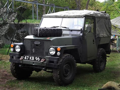land rover land rover 1 2 ton lightweight