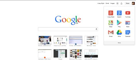 new design google homepage google updates homepage with new logo and app launcher