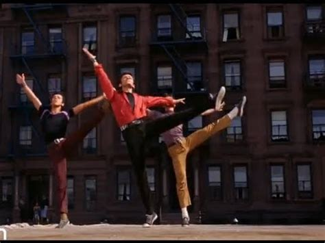 west side story prologue official full number
