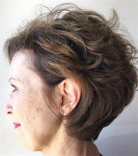 basic looking womens hairstyles classy simple 23 short hairstyles for older women
