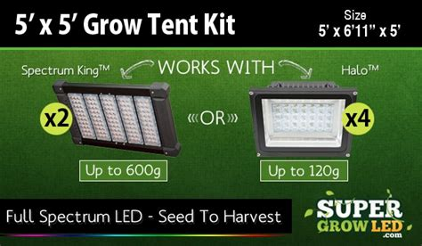 grow tent kit review