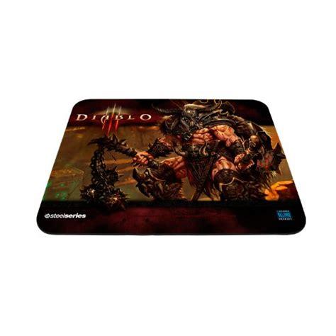 Steelseries Qck Gaming Mousepad Original steelseries qck diablo iii gaming mouse pad barbarian edition 872182813064 toolfanatic