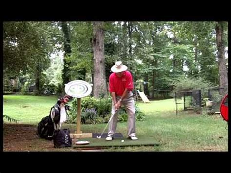 peak performance golf swing forward press to start backswing swing surgeon don