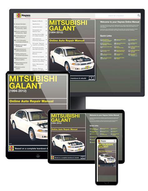service manual hayes car manuals 2008 mitsubishi galant user handbook 2007 mitsubishi galant mitsubishi galant 94 12 haynes online manual haynes manuals