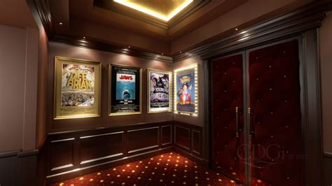 Lobbies, Bars and Other Furnishings Cinema Design Group