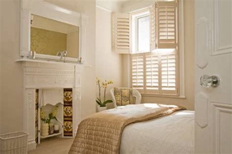 plantation shutters in bedroom interior shutters for hertfordshire buckinghamshire and