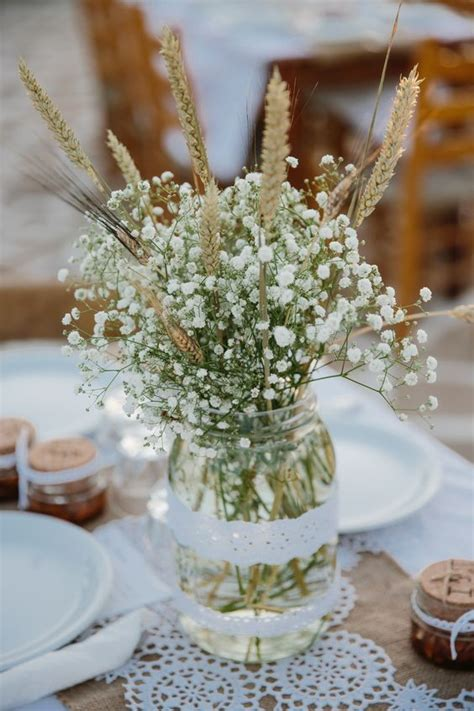30 timelessly elegant baby s breath wedding centerpieces