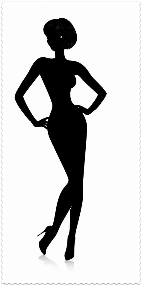 Free Woman Silhouette Cliparts, Download Free Clip Art