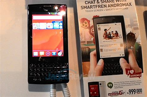 Silicon Smartfreen Andromax G2 Qwerty smartfren luncurkan andromax g2 qwerty murah jagat review