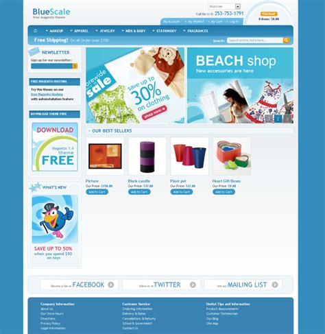 magento templates free 28 images 40 free magento