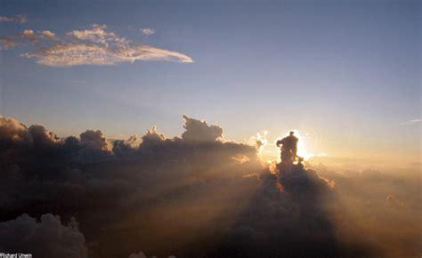 imagenes raras vistas en el cielo nubes formas raras taringa