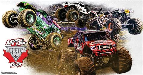 monster truck show toronto livin life with style monster jam is coming to toronto