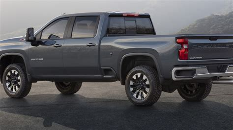 Chevrolet Heavy Duty 2020 by 2020 Chevrolet Silverado Heavy Duty Is Ready To Get To Work
