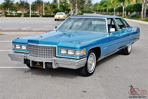 1976 Cadillac Fleetwood Talisman For Sale by All So 1976 Cadillac Fleetwood Talisman Just
