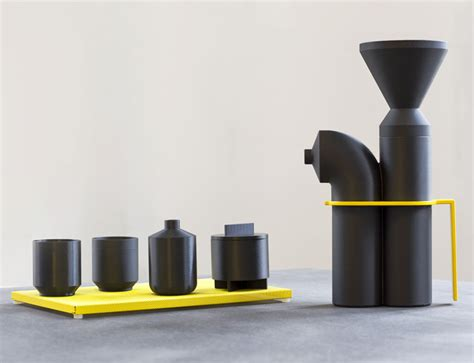 designboom coffee 3d printed subsea coffee maker is modeled after marine