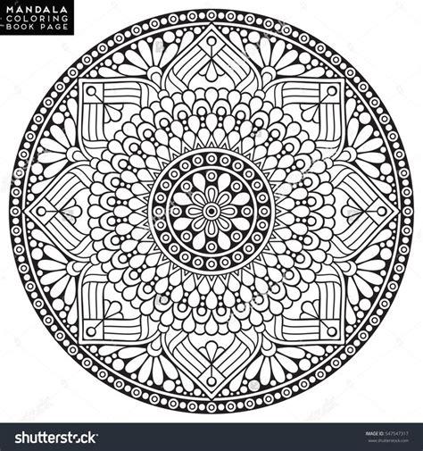 pattern mandala vector flower mandalas vintage mandalas elements mandala