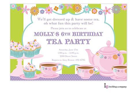 princess tea invitation template free princess tea invitations theruntime