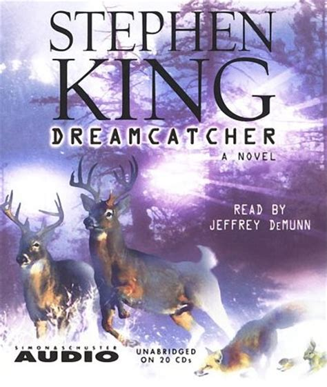dreamcatcher a novel books stephenking dreamcatcher