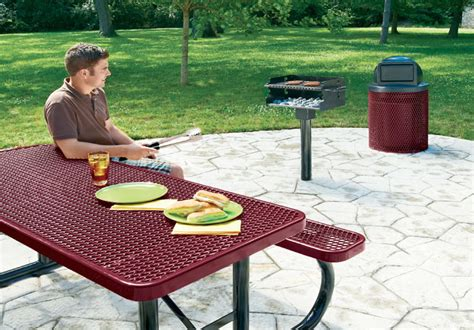 how to safely install a park grill sense of site