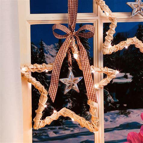 Fensterdekoration Weihnachten Led by Led Fensterdeko Landhaus Weihnacht G 228 Rtner P 246 Tschke