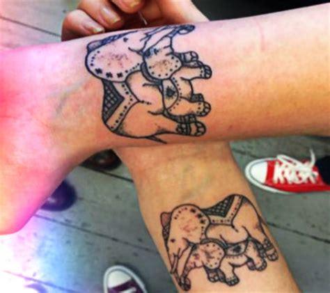 tatuajes de madre e hijos ideas hermosos de tatuajes para madre hijo e hija