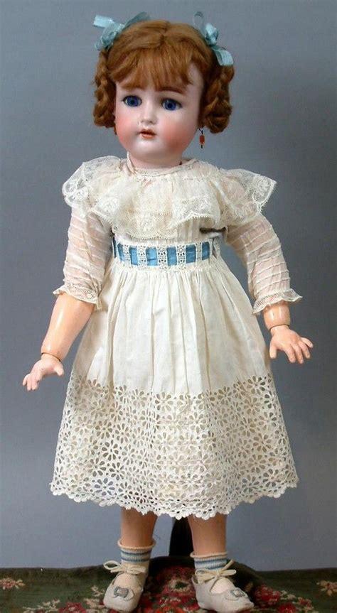 bisque doll clothes kammer reinhardt simon halbig 22 1 2 quot original