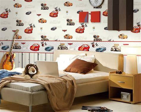 wallpaper anak cars tips cara membuat wallpaper kamar tidur anak nirwana
