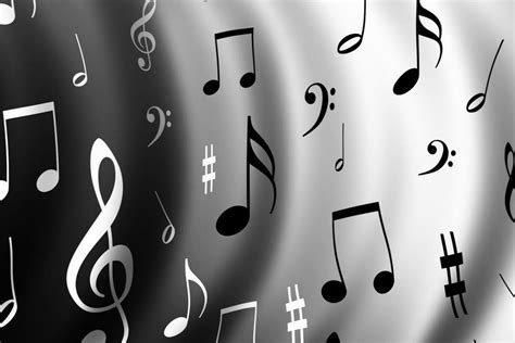 imagenes musicales wallpaper fondos de pantalla hd abstractos con notas musicales www