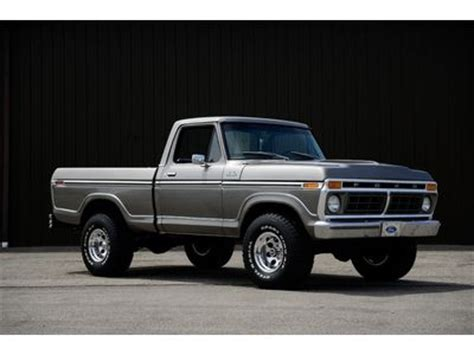 sell used 1977 ford f 150 ranger 4x4.. 351 v8 .. great