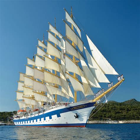 biggest private ships in the world the world s largest full rigged sailing ship 21 photos