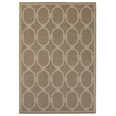 home decorators outdoor rugs home decorators collection shore sand 7 ft 6 in x 10 ft