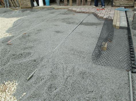 Paver Patio Base Build A Paver Patio Sand Base Patio Paver Patio Base