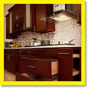Kitchen Cabinets All Wood All Solid Wood Kitchen Cabinets Villa Cherry 10x10 Rta