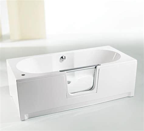 badewanne mit tuer badewannen mit t 252 r duschen in der badewanne sanolux gmbh