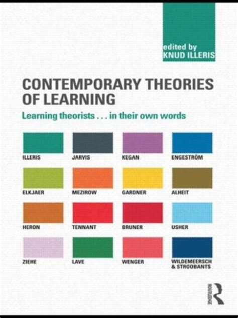 contemporary theories bol contemporary theories of learning