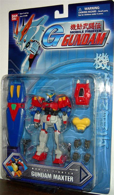 g gundam figures sale gundam maxter figure mobile fighter g ban dai