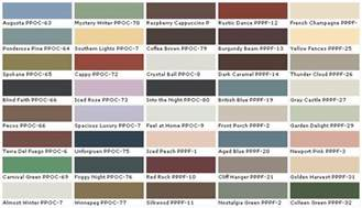 behr deckover color chart behr paints chip color swatch sle and palette 2017