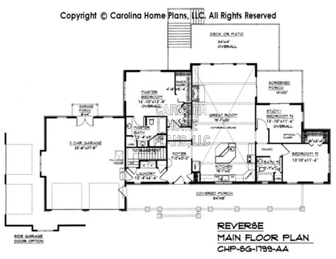 reverse floor plan reverse floor house plans house and home design