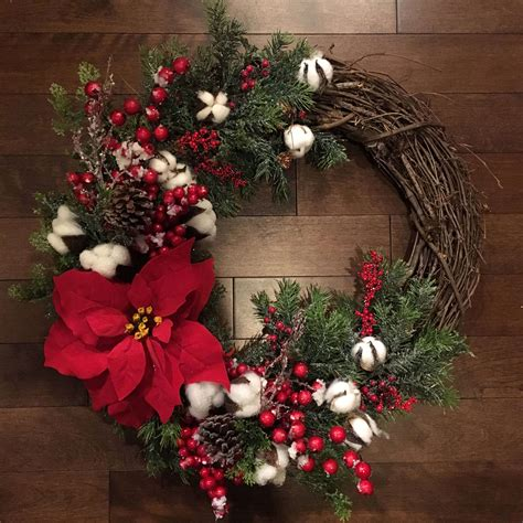 cross wreath country home decor black and gold wooden 42 red christmas decor ideas to get everyone into the