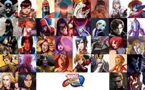 Marvel vs capcom infinite wishlist by hakuxtemari on