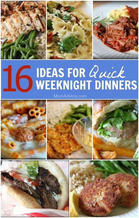 dinner menu ideas mccormick menu plan monday aug 10 15