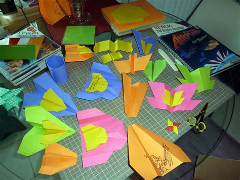 Klutz Origami - kid sketches klutz origami books review
